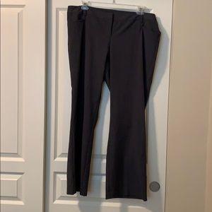 torrid Pants - Dark Grey Torrid dress pants - size 18